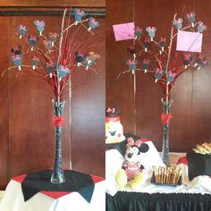 Minnie mouse money tree
