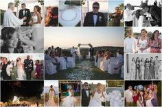 Wedding Ktima Chania area Crete, Real Weddings, Wedding Planner, Photo Wall, Polaroid Film, Image, Wedding Planer, Photograph, Wedding Planners