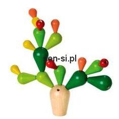 Balansujący kaktus - Sen-Si - art. Integracja Sensoryczna, zabawki edukacyjne, sklep internetowy tel.515903079