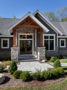 lake house Home design ideas craftsman exterior colors 20 super Ideas Bed sh