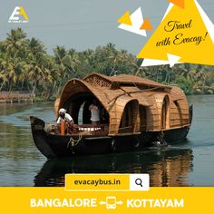A summer of exuberant adventures. Travel to Bangalore ↑↓ Kottayam. Book now at www.evacaybus.in to enjoy a comfortable journey. #evacay #evacaybus #travel #tourism #bus #bangalore #kottayam