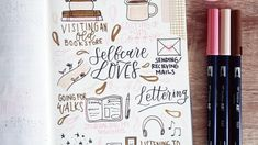 How to Start a Self Care Visual Journal