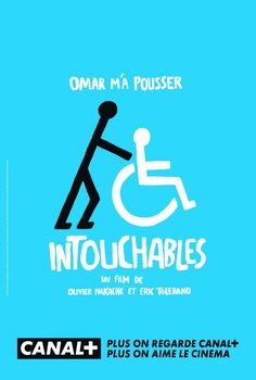 """Intouchables - saga """"cinéma"""" de Canal +"""