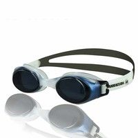 5bc6c35b7d22 Barracuda Swim Goggle SUBMERGE- Slanted Lenses One-piece Frame