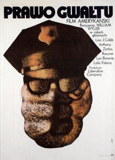 The Liberation of L. B. Jones, Polish Movie poster