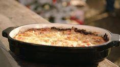 Omelet met worstjes, spinazie en kaas & omelet met tomaat, spek en kaas | Dagelijkse kost