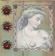 Card Woman