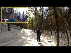 2013 Canadian Ski Marathon - Day 2 Getting Out, Marathon, Skiing, Day, Outdoor, Ski, Outdoors, Marathons, Outdoor Games