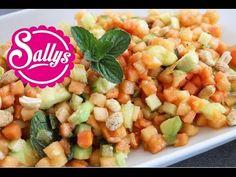 erfrischender Papaya-Minz-Salat - YouTube