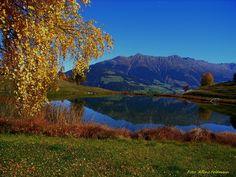 Badesee Überwasser bei Fiss  by Alfons Feldmann, via 500px