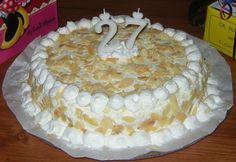 Kókuszkrémes raffaello torta