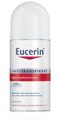 Prezzi e Sconti: #Eucerin 48 h anti-transpirant deodorante  ad Euro 7.02 in #Beiersdorf spa #Igiene e cosmesi corpo