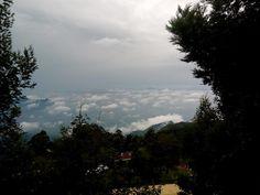 An abode above the clouds - Vattakanal