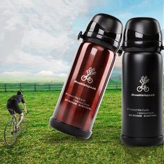 Outsoor Stainless Steel Heat Cold Preserve Insulated Water Bottle Euro 18,50