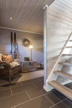Bildegalleri av hyttemodeller fra Nordlyshytter. Mountain Cottage, Ski Chalet, Cabin Fever, Cabins, Decorating, Mountains, Inspiration, Wood Walls, Decor