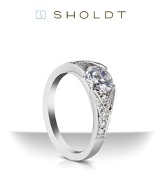 Sholdt engagement ring available at Josephs