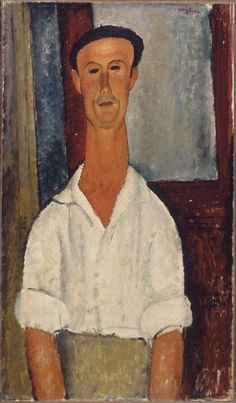 Gastón Modot (1918) Amedeo Modigliani