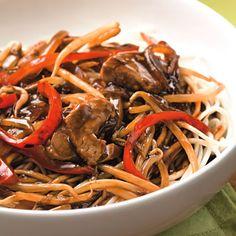 Heart Healthy Recipes - Quick Heart Healthy Meals - Delish.com - Chop Suey