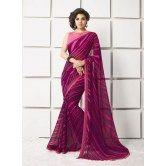 flattering-pink-saree