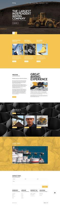 How an Interactive Website Design Can Improve Your Website One Page Website, Website Layout, Website Themes, Web Layout, Website Ideas, Layout Design, Web Design Software, Responsive Web Design, Ui Web
