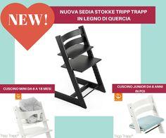 NOVITÁ: Sul nostro store trovi la nuova sedia stokke tripp trapp in legno di quercia ed i nuovi accessori! Tripp Trapp in legno di quercia>>http://ndgz.it/stokke-sedia-tripp-trapp-legno-quercia Cuscino Mini per bimbi 6-18 m>>http://ndgz.it/stokke-cuscino-mini-tripp-trapp Cuscino Junior per bimbi 6 anni in poi>>http://ndgz.it/stokke-cuscino-stokke-junior-tripp-trapp  #stokke #tripptrapp #legno #quercia #natural #pappa #cucina #mamme #bambini #neonati #seggioloni #sedie #designscandinavo