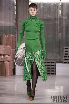 Marni Fall-winter 2018-2019 - Ready-to-Wear