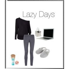 """Lazy days"" by buca112 on polyvore"