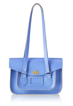 The Cambridge Satchel Company - Light blue - THE colour for summer!