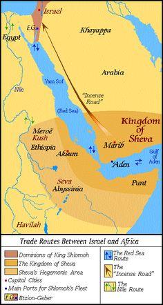"hebrew african kingdoms | The ""Unknown Hebrews"""