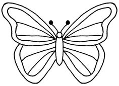 butterfly black and white monarch cliparts middot butterfly black and white butterfly clipart butterfly Butterfly clip art Butterfly outline Butterfly drawing
