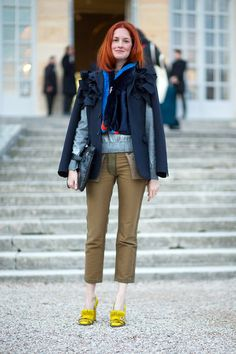 Très Chic: Street Style from Paris Haute Couture
