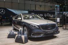 Maybach Car, Mercedes Maybach, Royce, 4x4, Toyota, Boss, Wheels, Garage, Vehicles