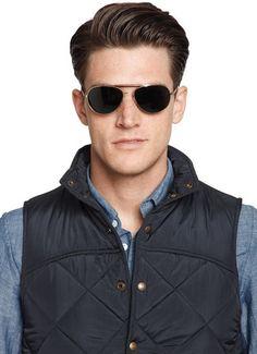 Crane - matte sunglasses