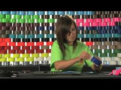 How to Make a Duct Tape Belt (need belt buckle, hole puncher or grommets with grommet puncher)