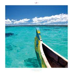 Pirogue de pêcheur - Madagascar