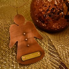 Cast a copper glow this Christmas with our limited edition #Christmas #ornaments. More than just an ornament but a work of art these handcrafted ornaments make the perfect stocking stuffers to cherish for years to come. #bevolo #gift #copper #handcrafted