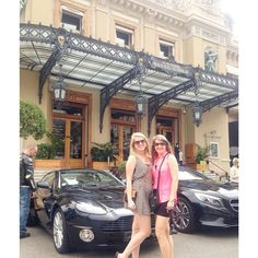 #Casino Monte Carlo casino  we're also pretending those are our cars lol by christiiinevautour from #Montecarlo #Monaco