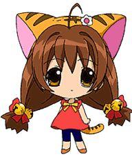Chibi Manga II Tiger