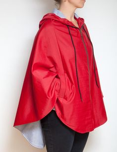 Circle Rain Slickin' Poncho | rain cape