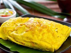 Egg White Oatmeal Omelette   Recipe   Protein Rich