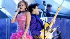 Flashback: Prince and Beyonce's Dazzling Grammy Performance | Rolling Stone