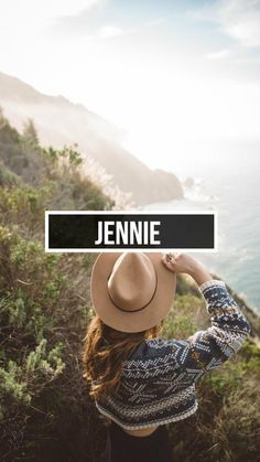 Jennie of blackpink