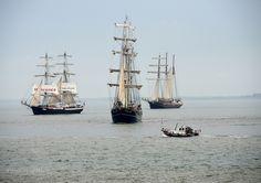 # Sail de Ruyter Vlissingen 2013 # Indrukwekkende tallships