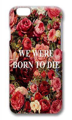 iPhone 6 Case Lana Del Rey Cases We Are Born To Die Phone Case Custom Polycarbonate hard case for Apple iPhone 6 Phone Case Custom http://www.amazon.com/dp/B01427DPDA/ref=cm_sw_r_pi_dp_4Burwb0EHYHEH