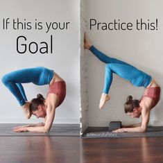 Effective tip to achieve goal for this yoga pose! #yoga #fitness #goal #pose #tip #effective #exercise #achieve #workout #health