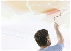 How To Paint Ceilingsat The Home Depot