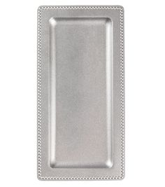 14x7 inch Rectangle Silver Server Tray at Joann.com