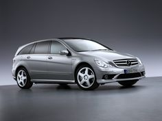 2007 Mercedes R-Class R63 AMG, car, pictures