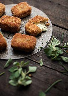 Vegetarian Side Dishes, Vegetarian Recipes, Cooking Recipes, Pot Luck, No Salt Recipes, Cheese Recipes, Fondue Parmesan, Fingers Food, Confort Food