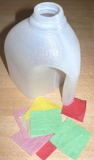 Elmer the Elephant Easy Kids Craft | The Honorable Mention Preschool Blog